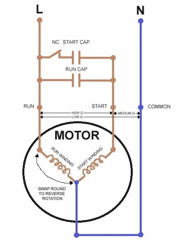 single phase motor wiring diagram with capacitor wiring diagram weg motor capacitor wiring diagram single phase