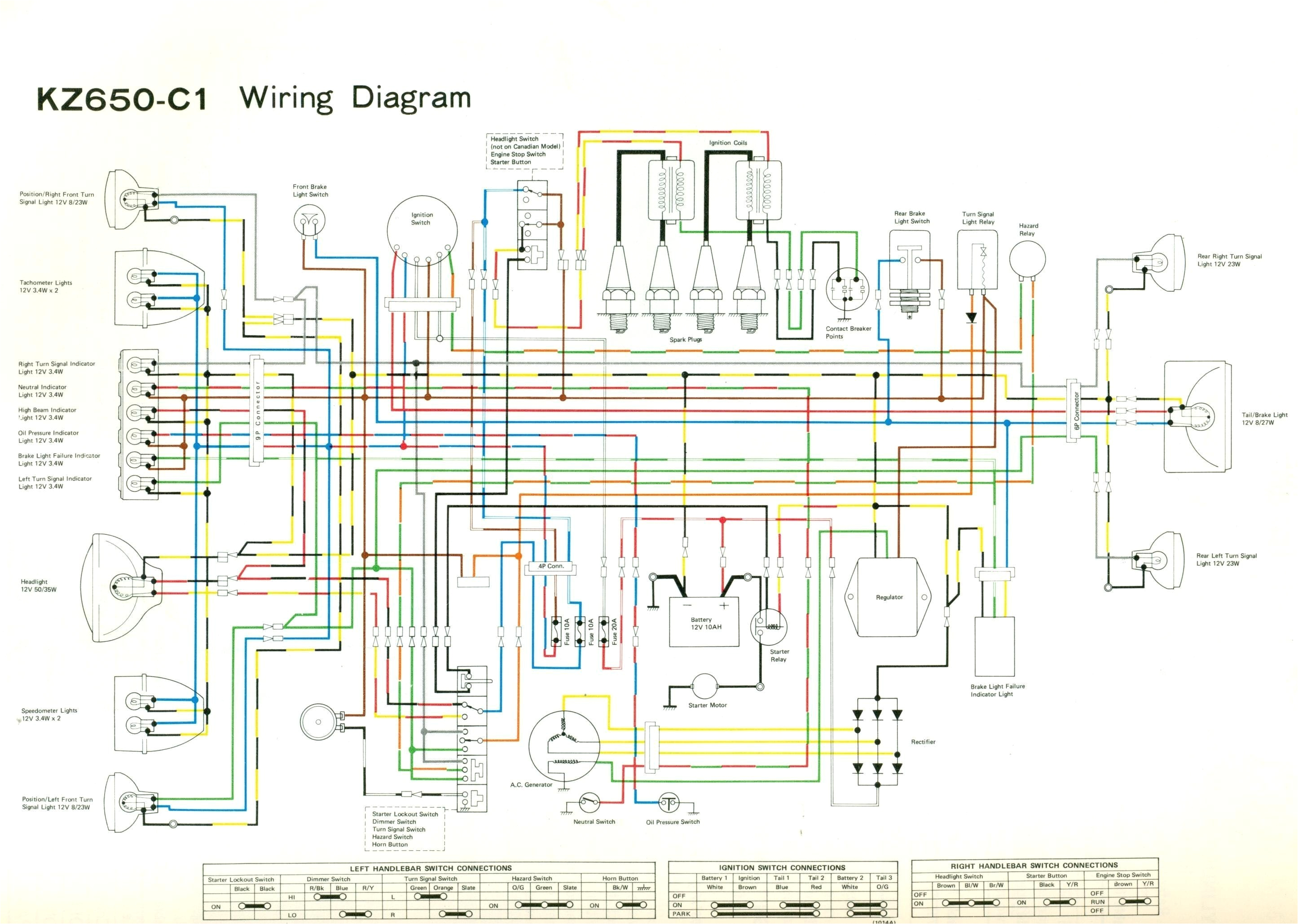 wiring diagram motor kawasaki valid prairie 300 parts kz 650 c for 400 and of within kz650 png