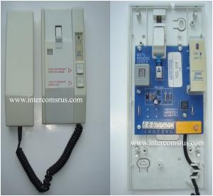 bell bstl series 500 door entry intercom system handset