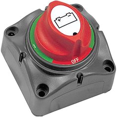 bep 701s mini battery selector switch four position 225 amps continuous bep marine