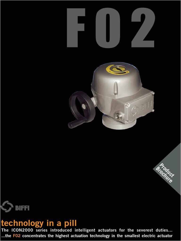 electric actuator biffi keystone f02 en pdf power supply alternating current