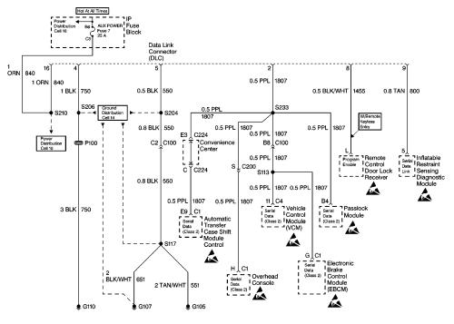 Blazer Overhead Console Wiring Diagram Gauges Console 2001 Head Up Display Schematics Autozonecom Wiring