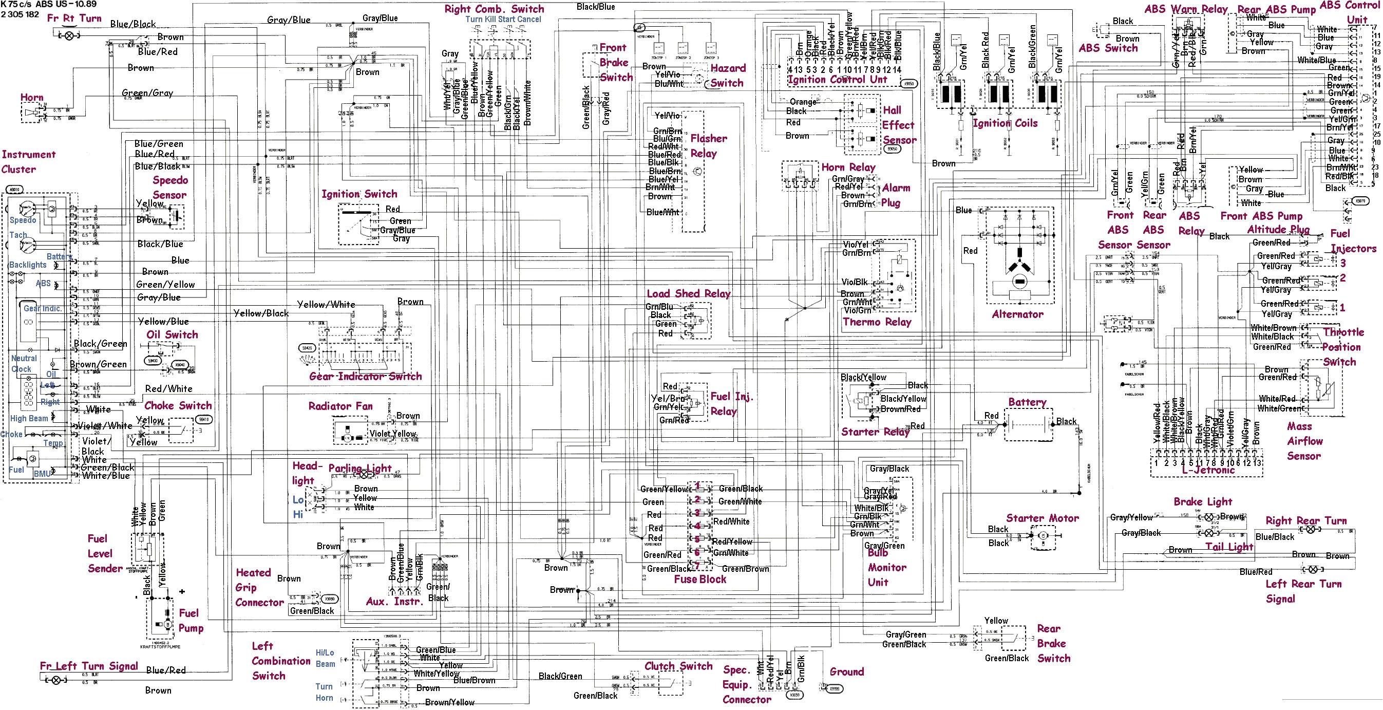 wiring diagram 2008 bmw k1200 wiring diagram expert