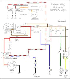 Bobber Wiring Diagram Simple Motorcycle Wiring Diagram for Choppers and Cafe Racers Evan