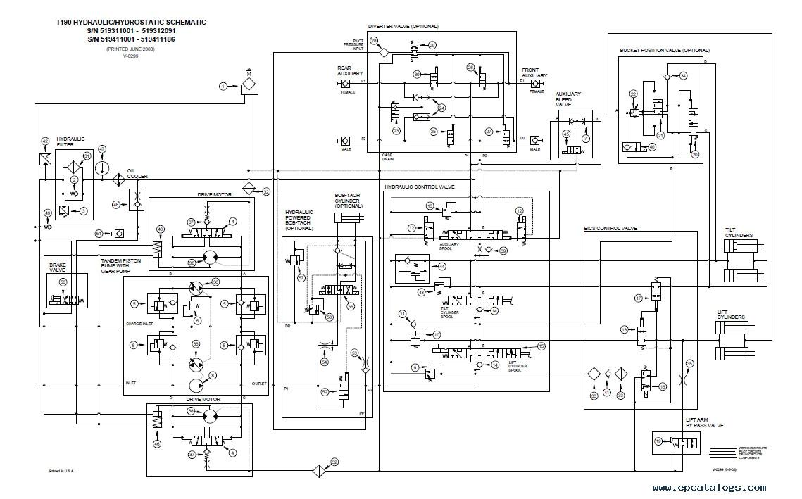 bobcat s70 wiring diagram schema diagram database