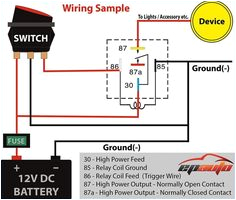 best 12v relay wiring diagram pin at switch 5 how to wire a polaris ranger crew