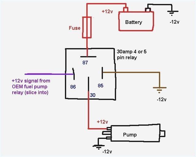 Bosch 12v Relay Wiring Diagram 5 Post Relay Wiring Diagram Wiring Diagram