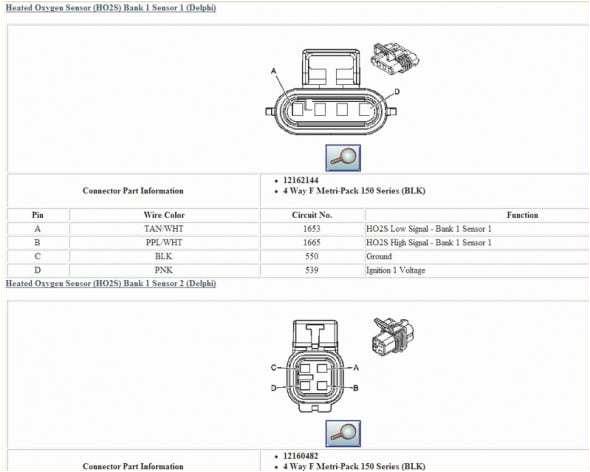 bosch oxygen sensor wire diagram auto electrical wiring diagram