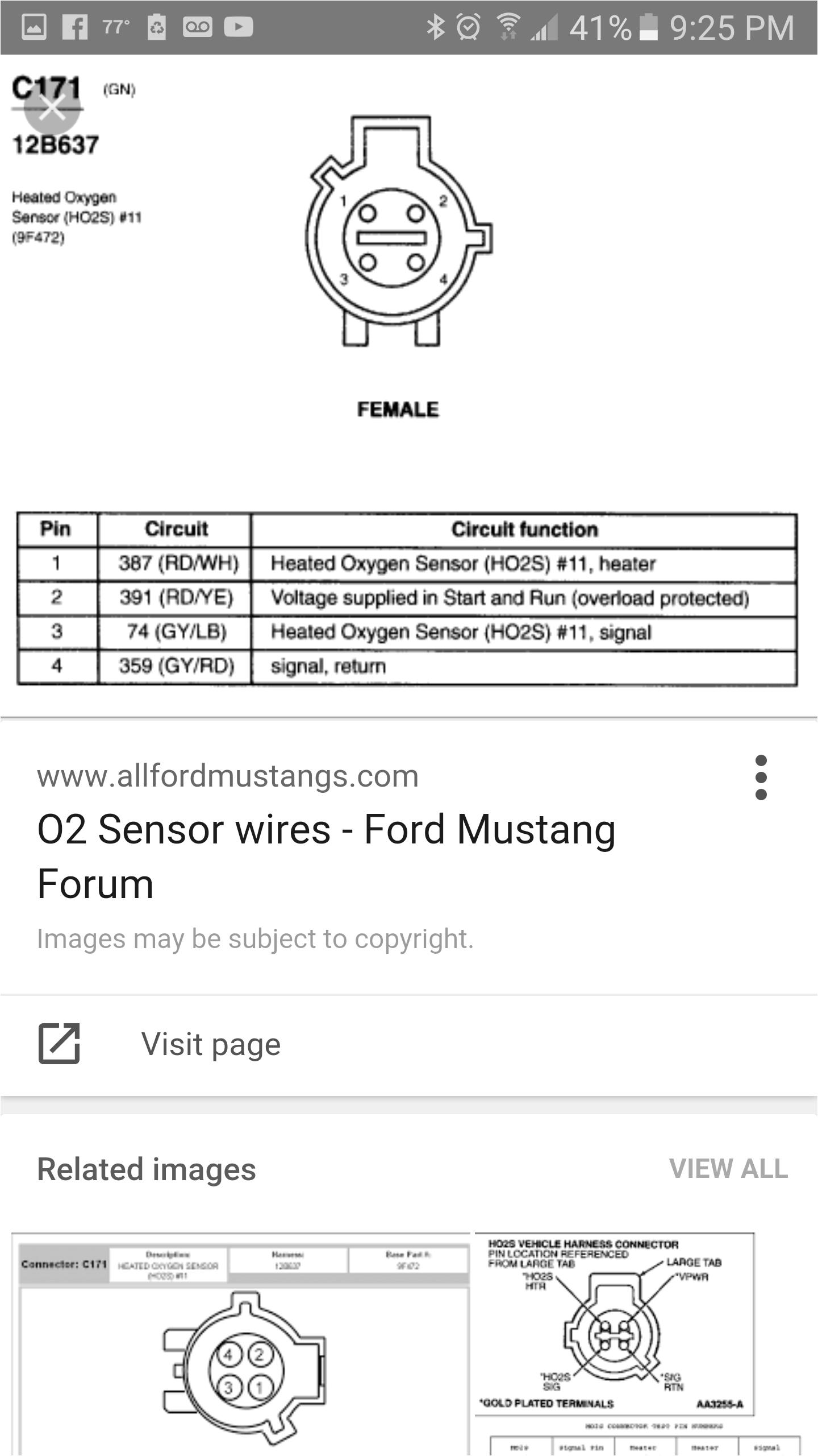 kia sorento 4 wire o2 sensor wiring diagram