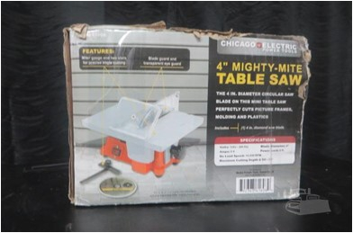 mighty mite 4 table saw