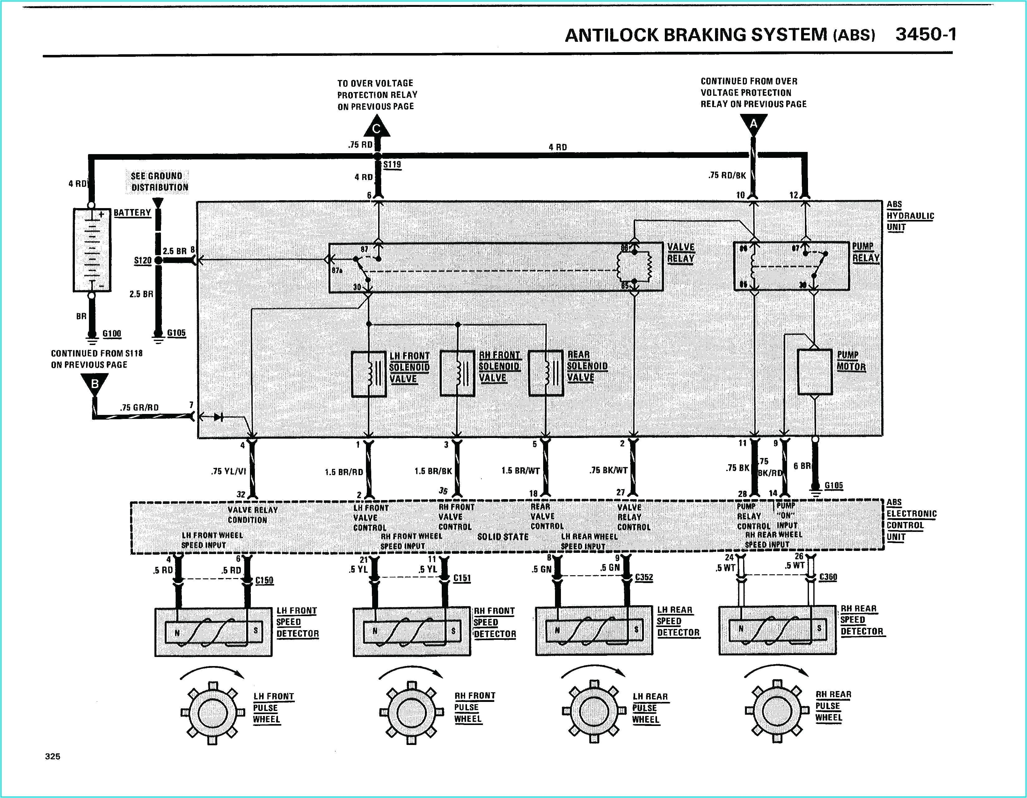 Bosch 5.3 Abs Module Wiring Diagram Abs Repair Diagrams Data Diagram Schematic