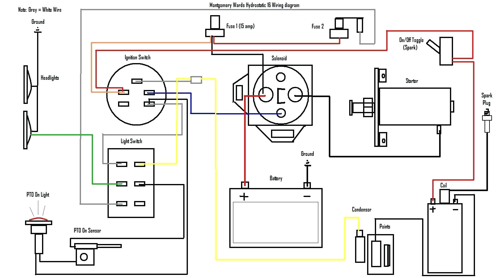 briggs and stratton ignition coil wiring diagram fresh briggs stratton ignition wiring electrical work wiring diagram
