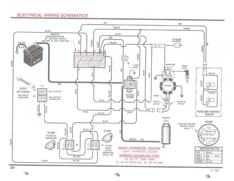 murray 14 5 ohv wiring diagram wiring diagram centrebriggs engine wiring diagrambriggs engine wiring diagram wiring12