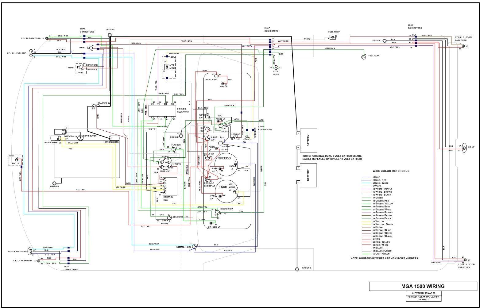 1957 mg wiring diagram wiring diagram expert 1957 mg wiring diagram