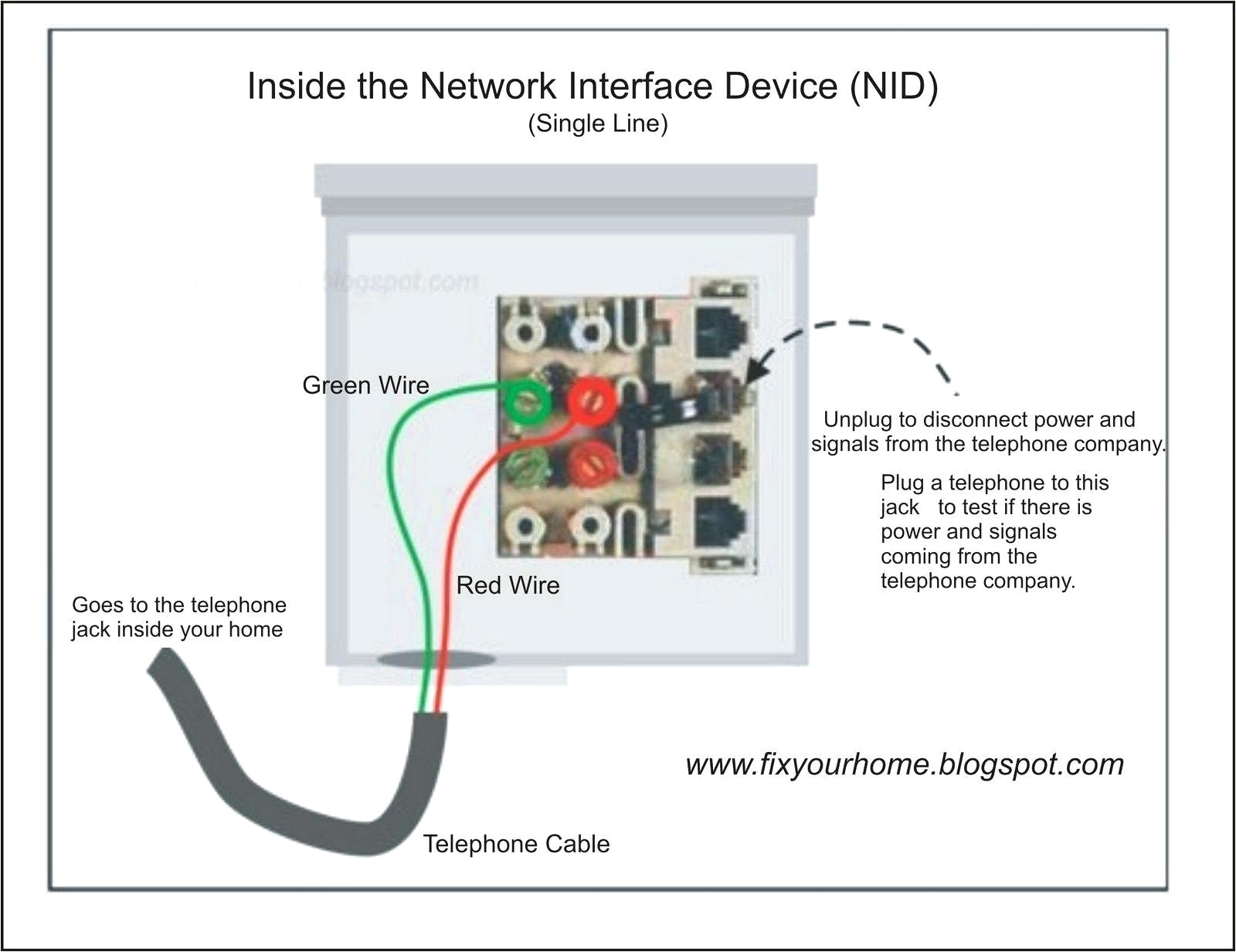 telephone wiring diagram on side of house wiring diagram sheet telephone house wiring wiring diagram review