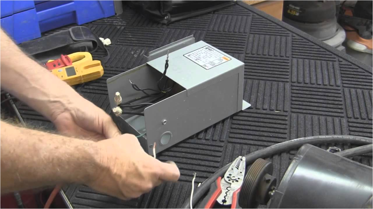 how to wire a buck boost transformer youtube acme electric transformer wiring acme transformer wiring
