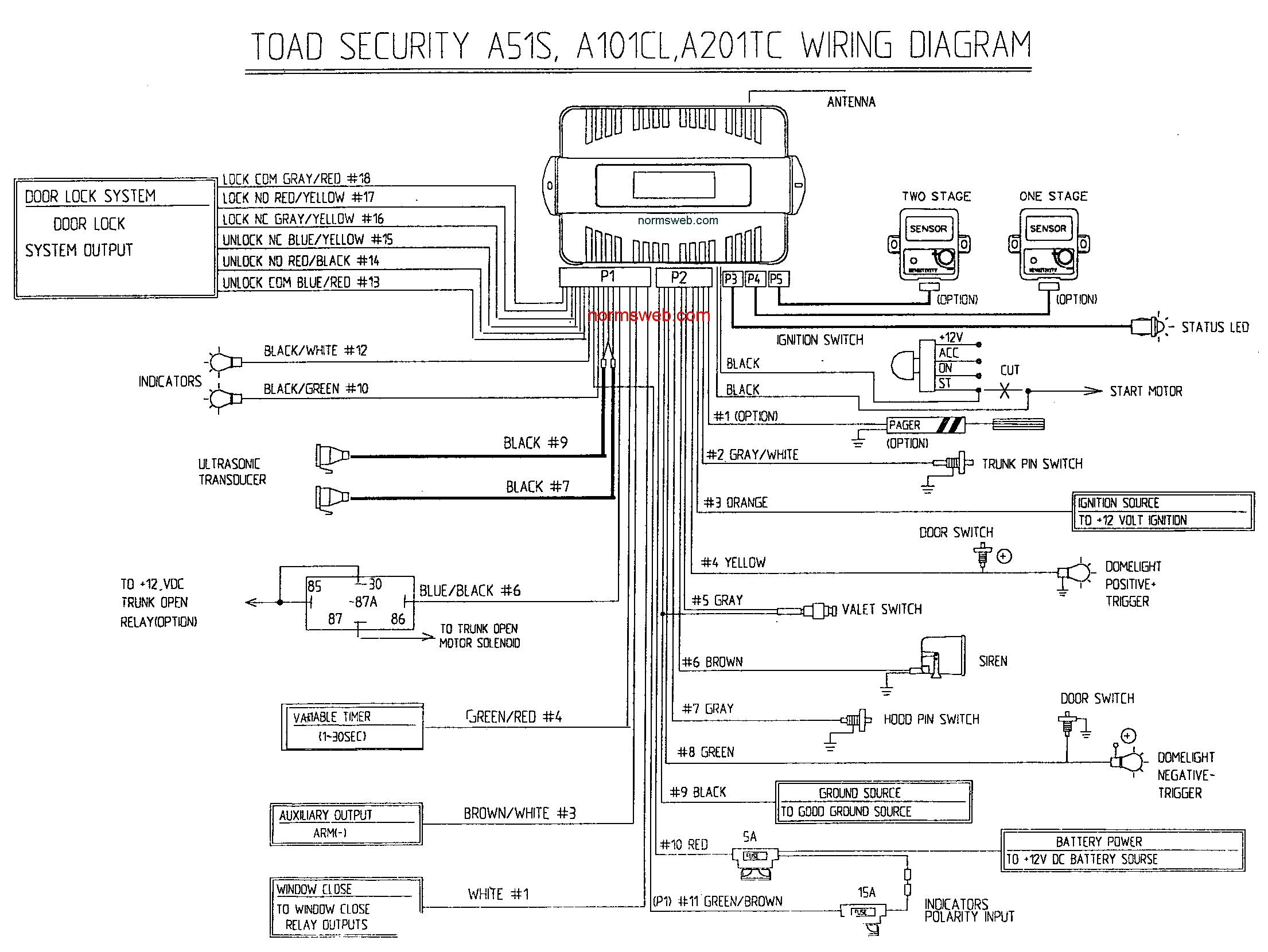 Bulldog Security Bd New Vehicle Wiring Diagrams Wiring Diagram Bulldog Security Diagrams to A Single Wiring Diagram