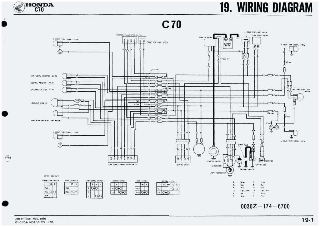 Bulldog Wiring Diagrams Honda S90 Wiring Wiring Diagram Review