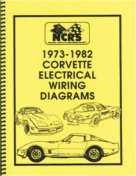 corvette 1973 82 electrical wiring diagrams 19 95 national corvette wiring diagram corvette 1973 82 electrical
