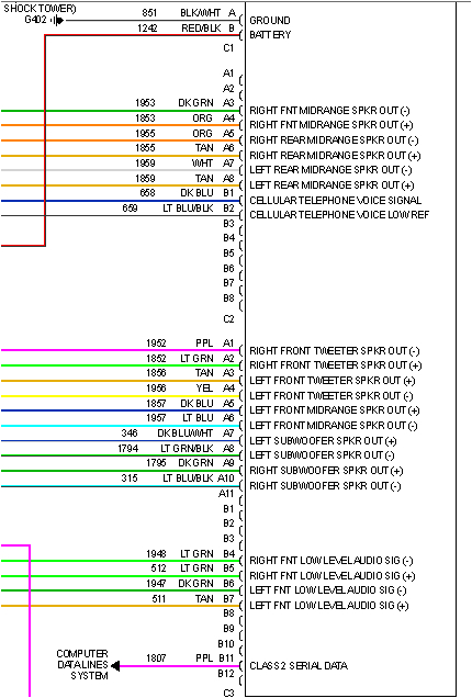 cadillac radio wiring harness wiring diagram split 2007 cadillac cts radio wiring diagram cadillac cts radio