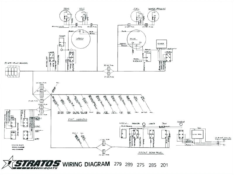 Cajun Bass Boat    Wiring       Diagram      autocardesign