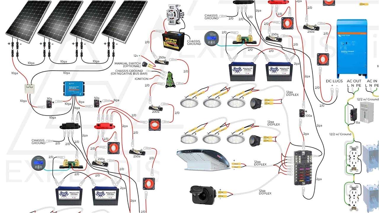 Caravan Electric Hook Up Wiring Diagram Rv Electric Wiring Diagram Schema Diagram Database