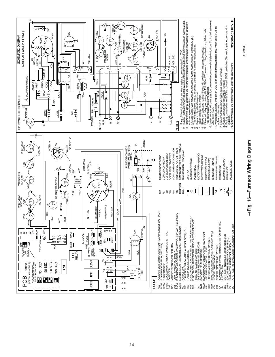 carrier furnace wiring wiring diagramfig 16 u2014furnace wiring diagram carrier weathermaker 8000 58zav16