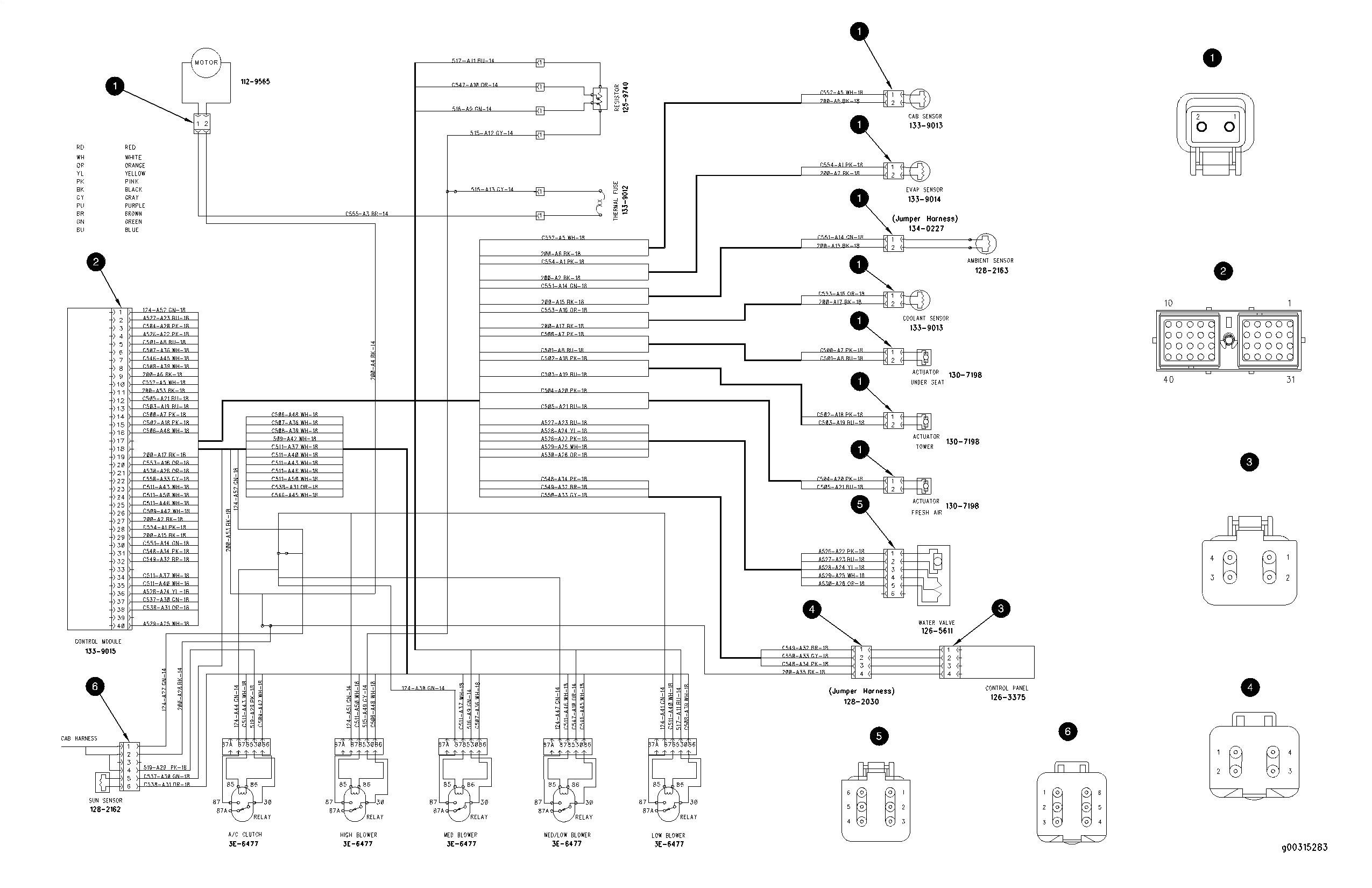 caterpillar tachometer wiring wiring diagram repair guidescaterpillar tachometer wiring wiring diagram