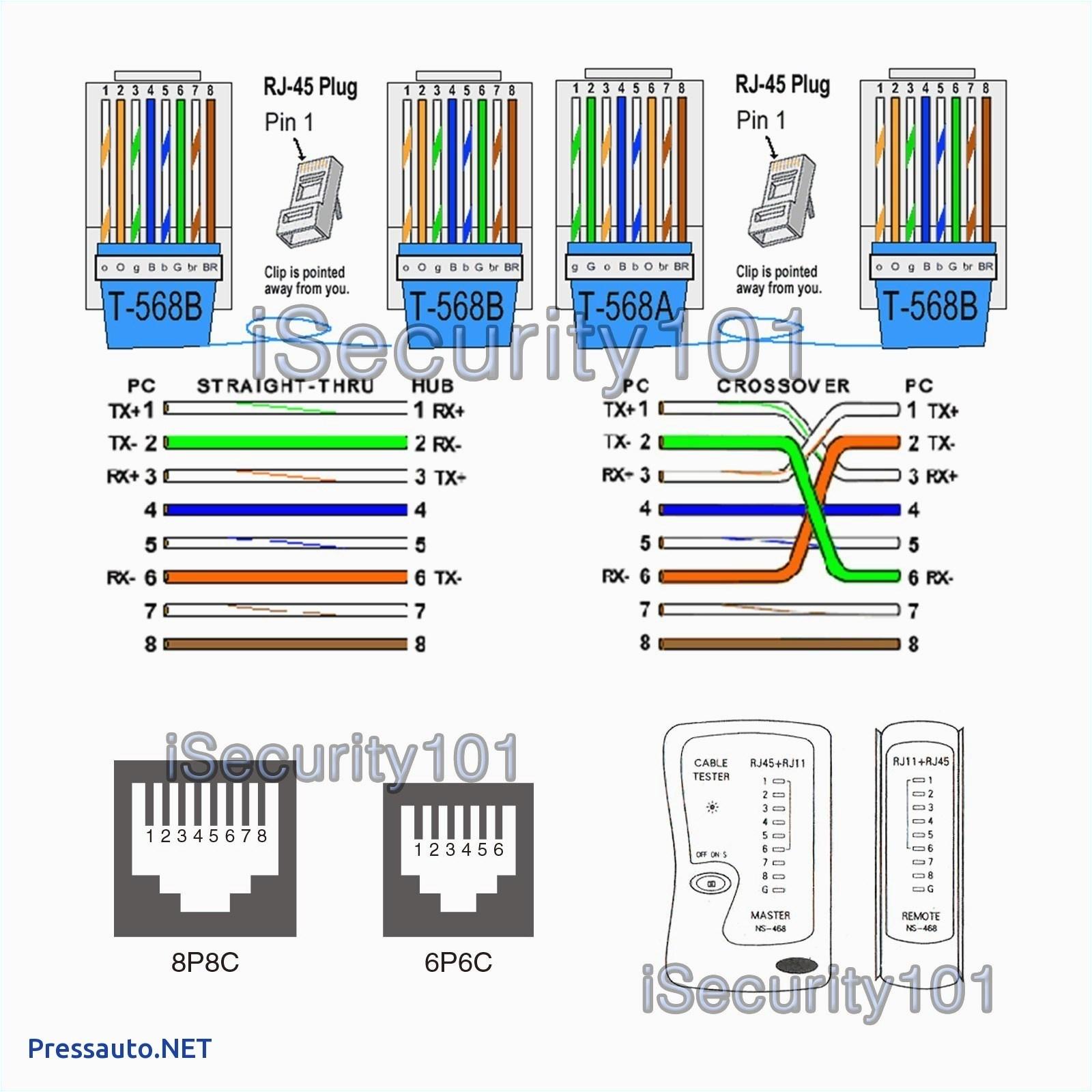 cat6 utp wiring diagram