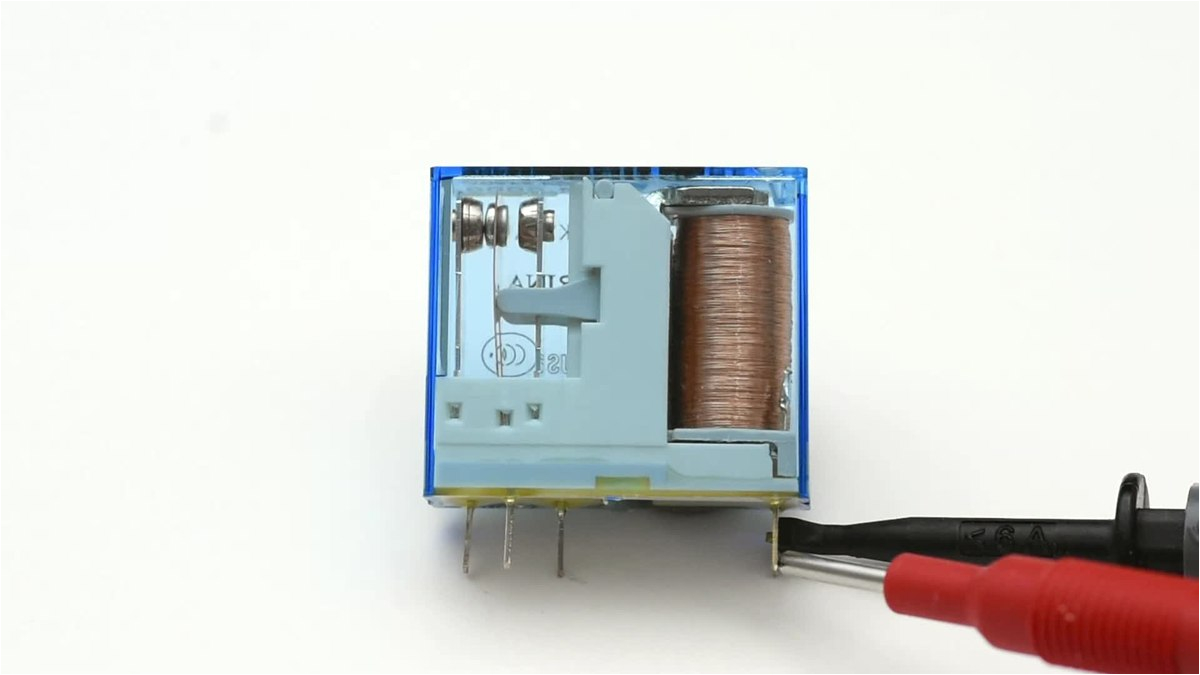 Changeover Relay Wiring Diagram Relay Wikipedia