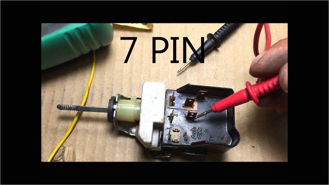 how to test wire troubleshoot gm headlight switch