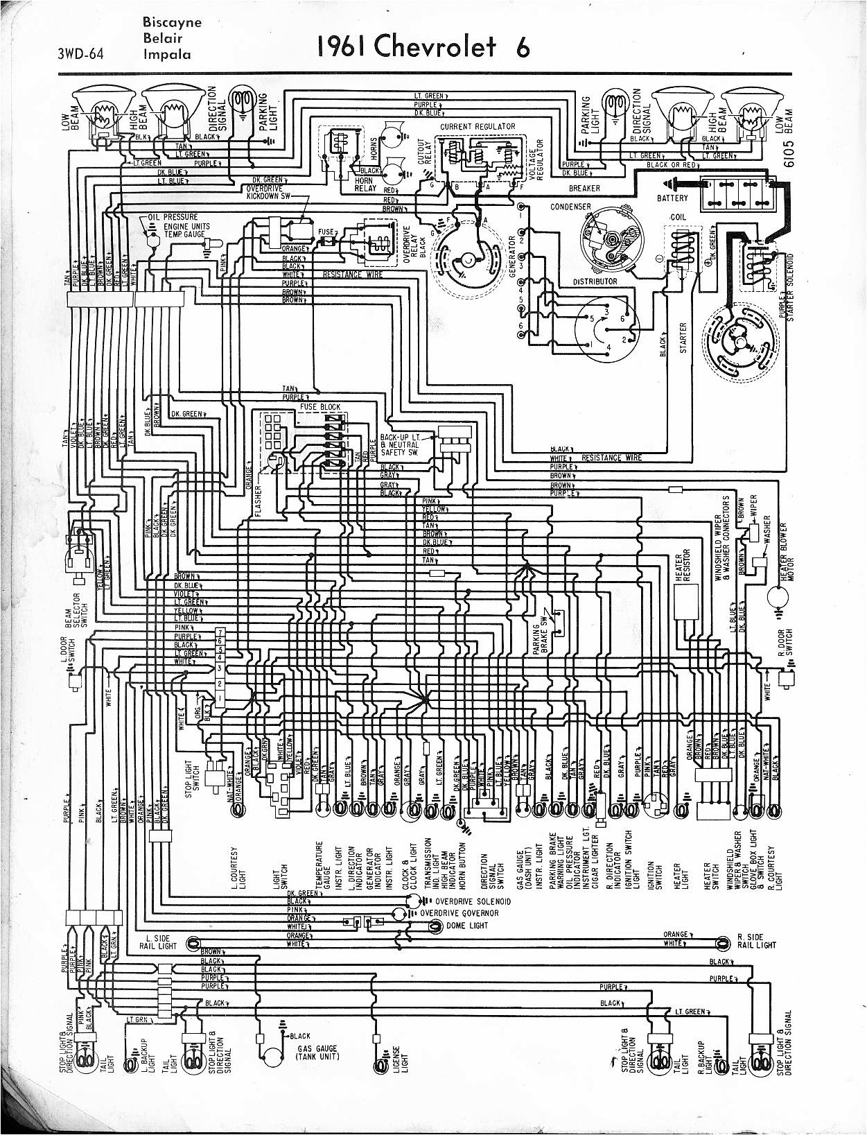 57 65 chevy wiring diagrams 1960 impala wiper motor wiring diagram 1960 impala wiring diagram