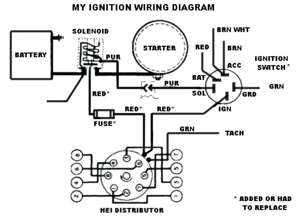327 chevy starter wiring diagram eli ramirez com 1966 impala with hei distributor wiring diagram