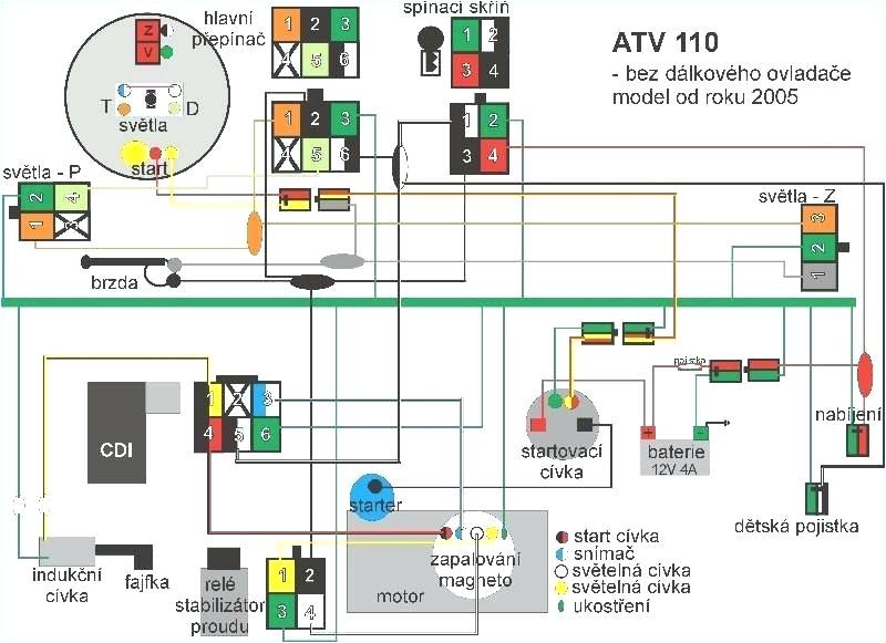 Chinese atv Wiring Diagram 50cc Baja 50 Wiring Diagram Wiring Diagram Technic