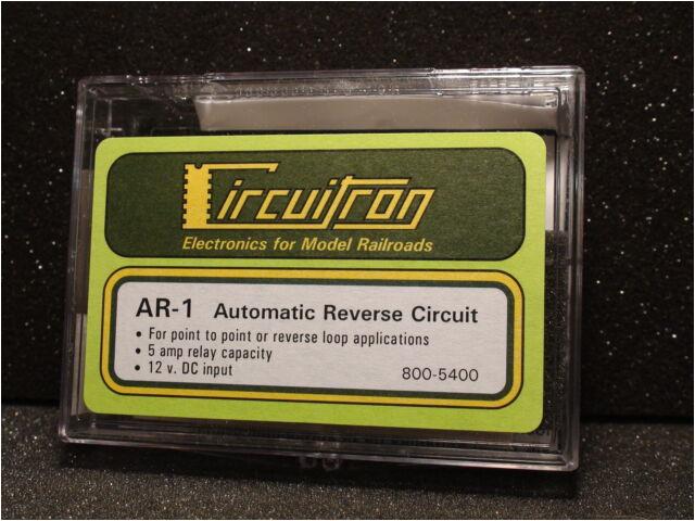 circuitron tortoise 800 5400 ar 1 automatic reverse circuit bigdiscounttrains