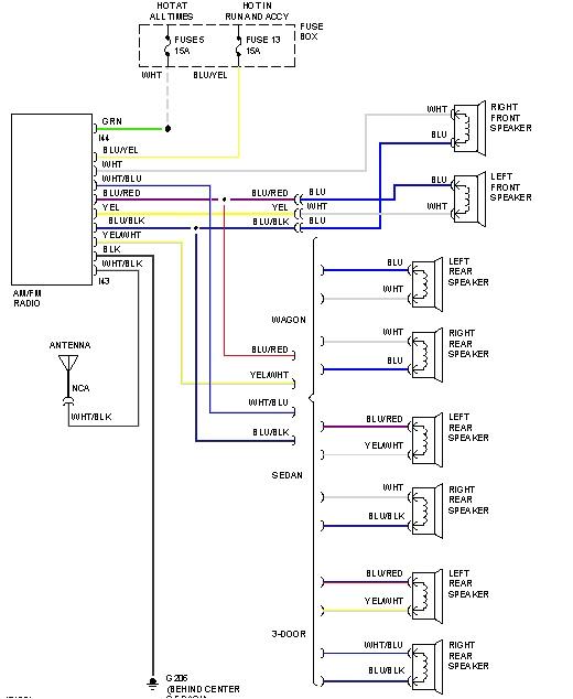subaru car radio stereo audio wiring diagram autoradio connectorsubaru clarion radio wiring diagram 2