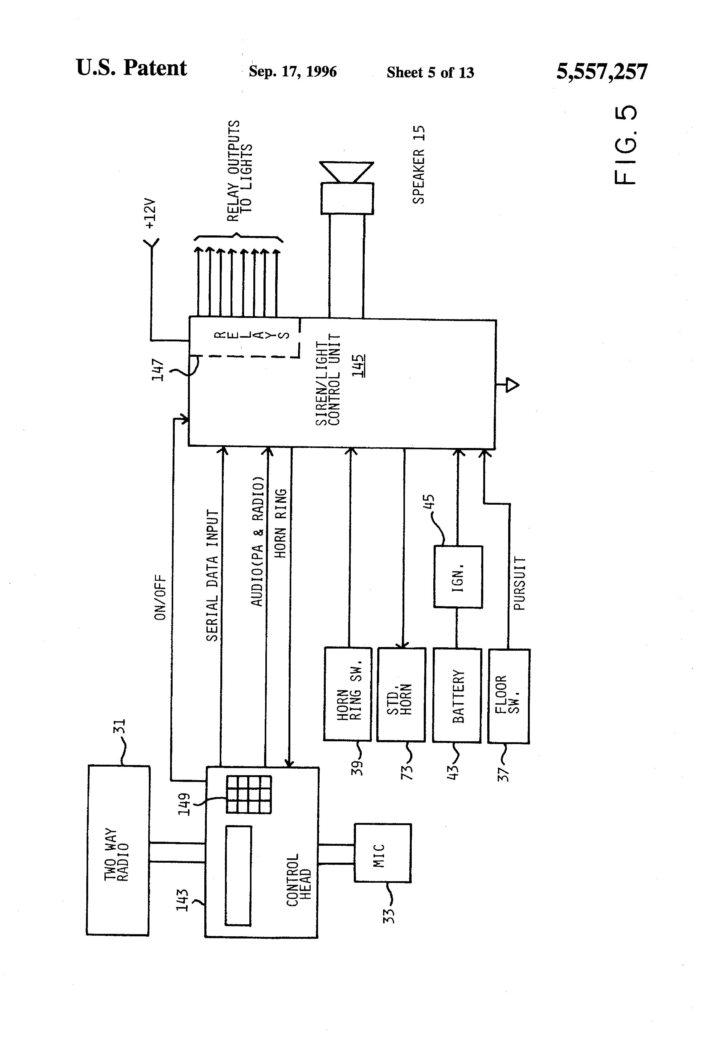 Code 3 Siren Wiring Diagram Federal Siren Wiring Diagram Wiring Diagram Database