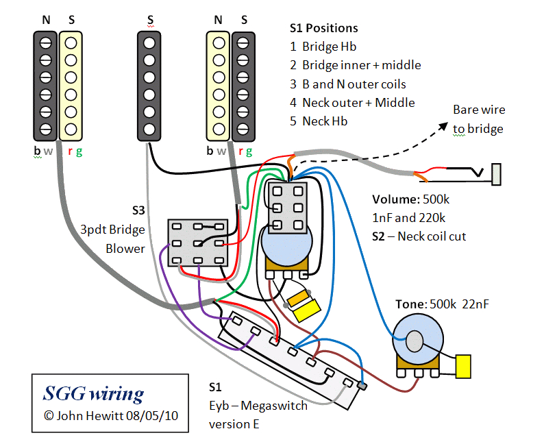 Coil Tap Wiring Diagram Push Pull Mid Pup Suggestion Wiring Help Jemsite