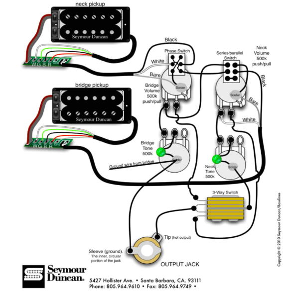 here s the wiring diagram
