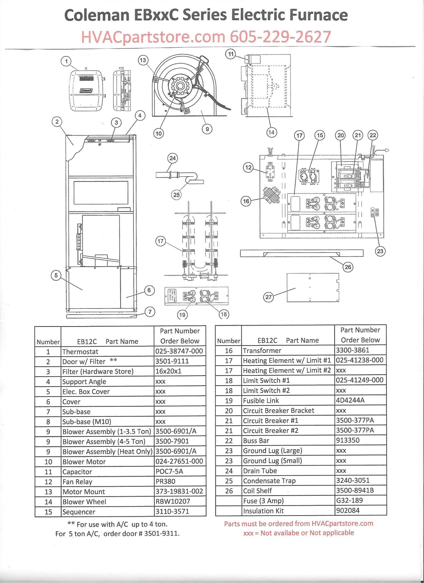 eb12c coleman electric furnace parts u2013 tagged 220 240v inputsclick here to view wiring diagrams