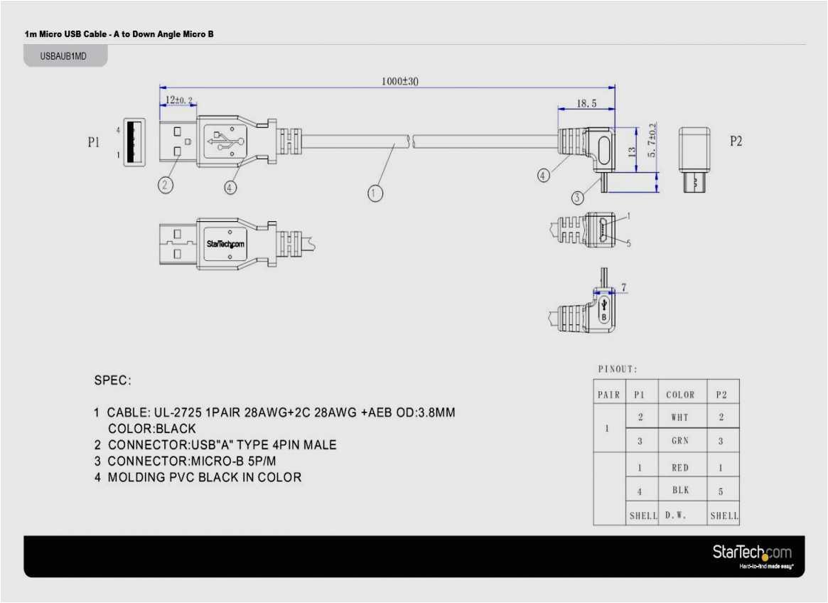 hdmi cable wiring diagram cable wire diagram unique micro usb to hdmi wiring diagram
