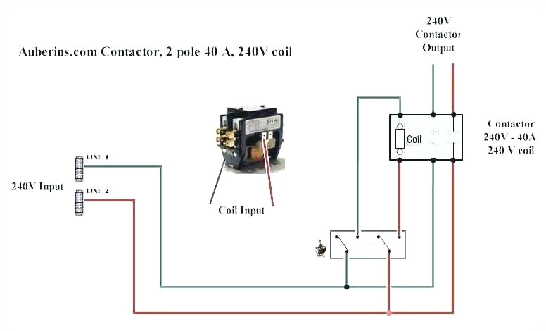 1 pole magnetic contactor wiring wiring diagram used mercury single pole contactor wiring diagram