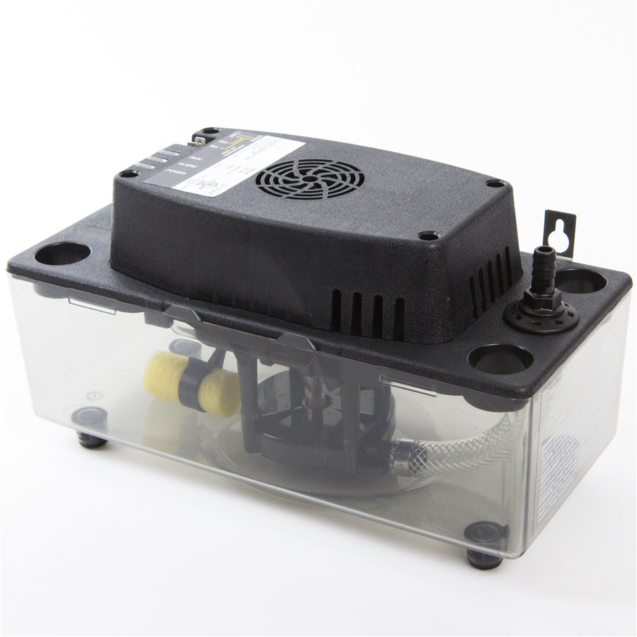 utilitech pro 0 3 hp thermoplastic condensate pump
