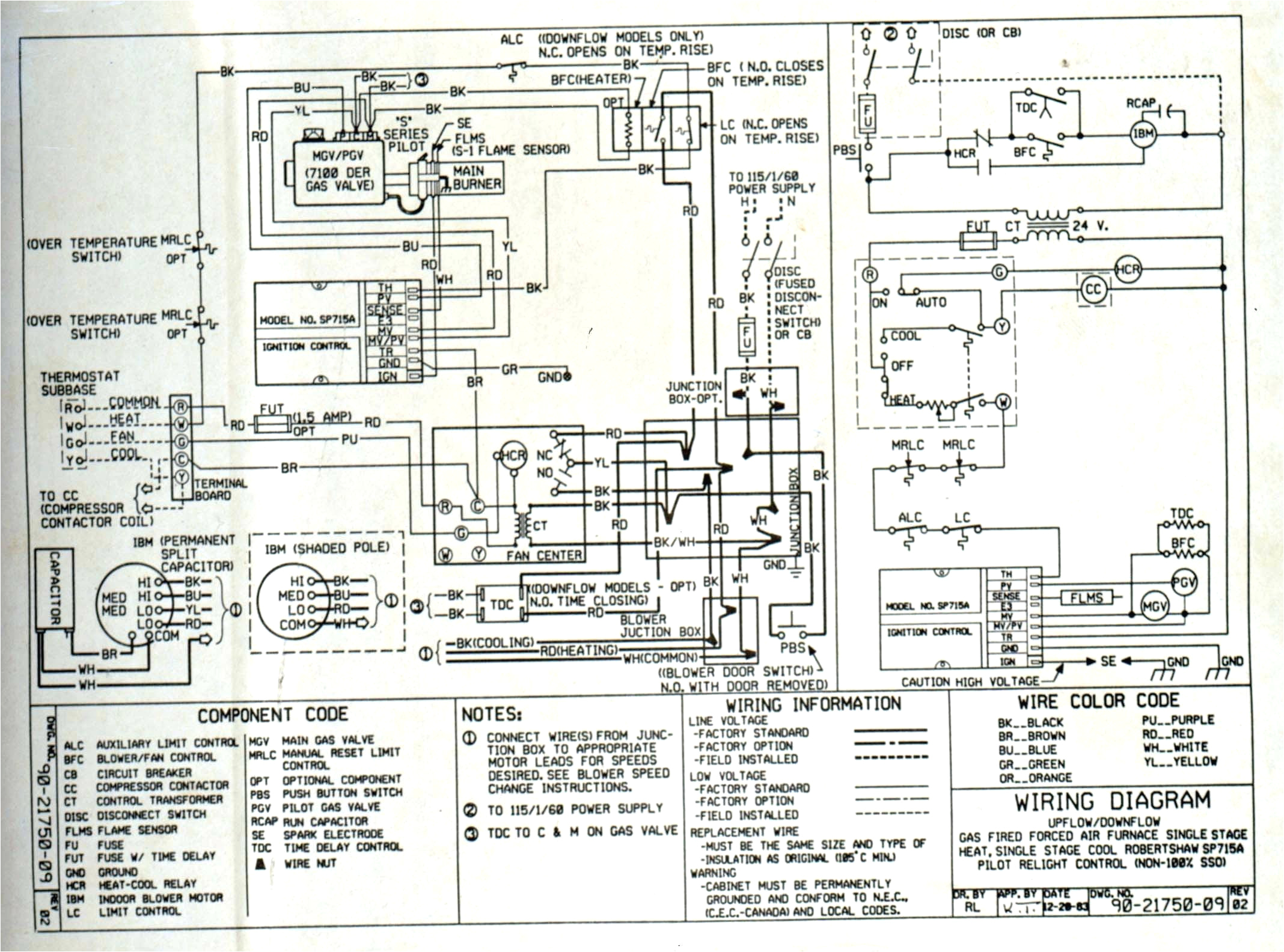 luxaire wiring diagrams wiring diagram luxaire condensor unit wiring diagram