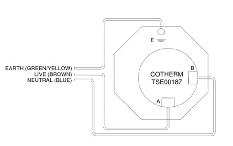 Cotherm thermostat Wiring Diagram Immersion Heater thermostat Wiring Diagram Facias