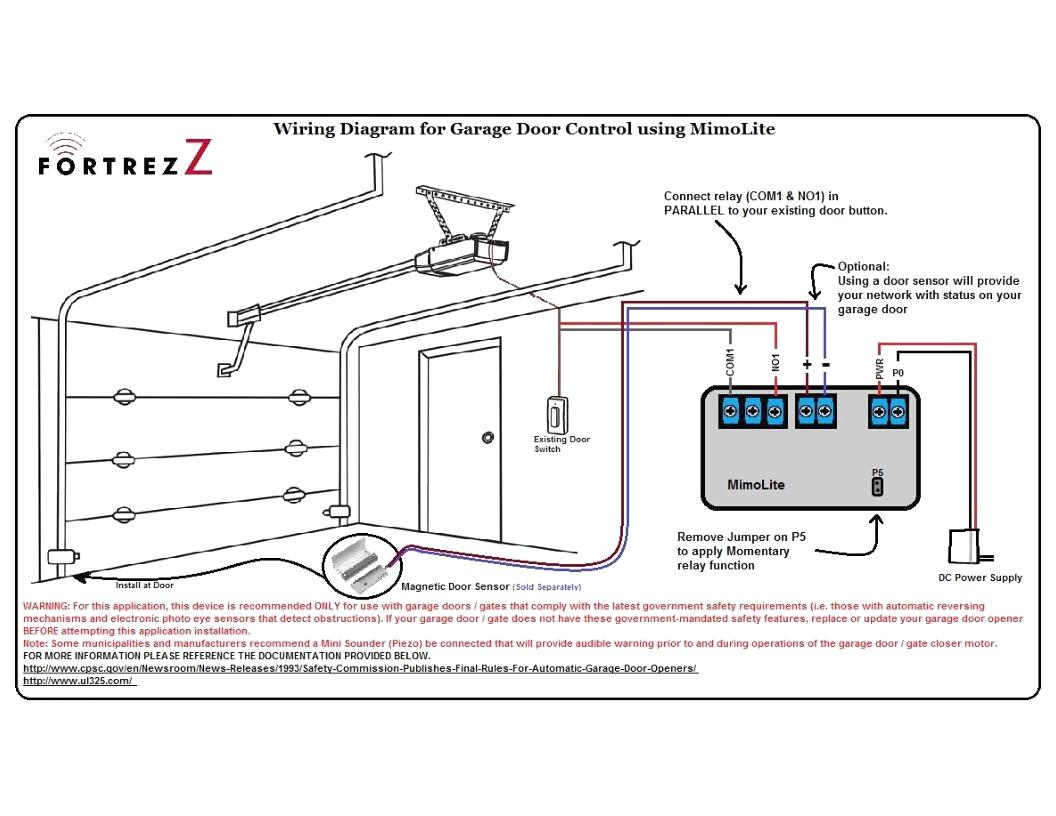 garage door opener wiring diagram futuristic chamberlain diagrams remarkable sears 3 jpg