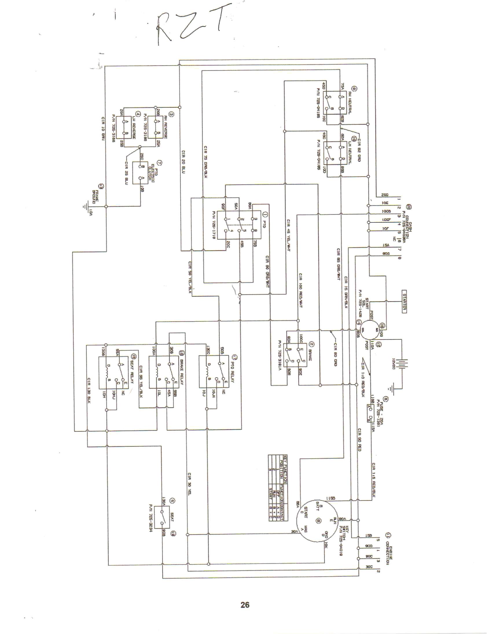 cub cadet gt1554 wiring diagram wiring diagram ebook cub cadet gt1554 wiring diagram