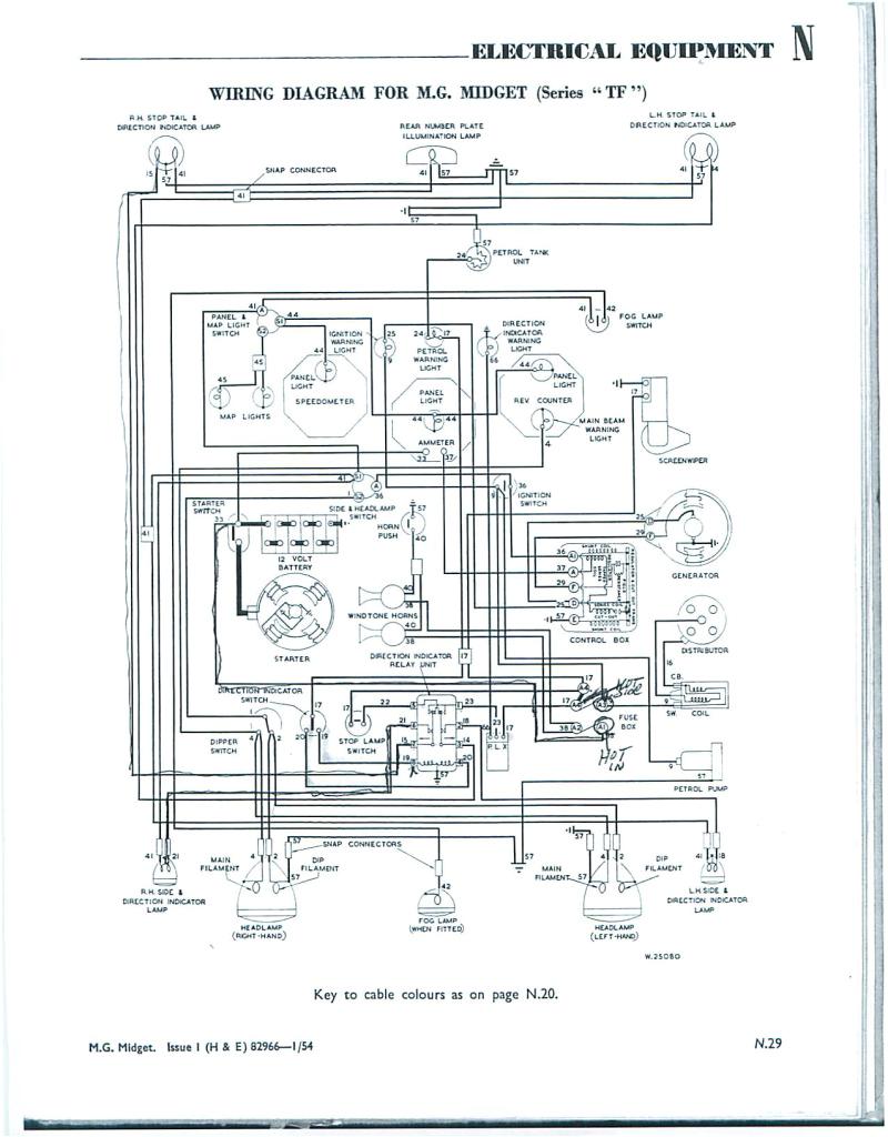 Danelectro Dc 59 Wiring Diagram Mg Tf Wiring Diagram Wiring Diagram