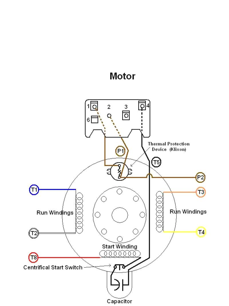 Dayton Capacitor Start Motor Wiring Diagram Dayton Capacitor Start Motor Wiring Diagram Fresh Wiring Diagram for