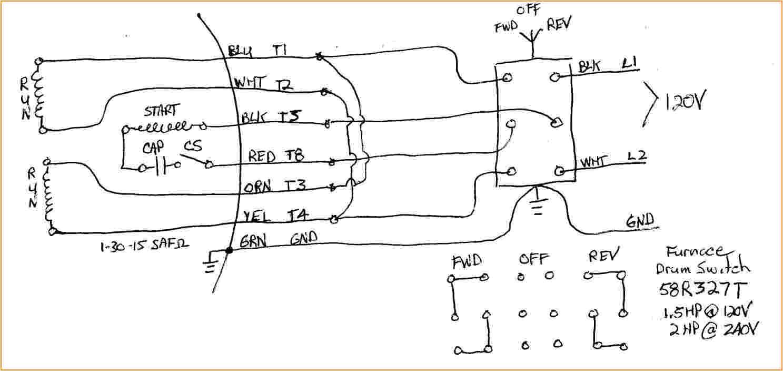 electrical motor circuit wiring diagrams free